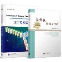 汉字多米诺+怎样教外国人学汉语 (共2本) 国际汉语教师发展丛书