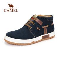 camel骆驼户外徒步休闲鞋 低帮徒步户外休闲男鞋