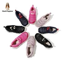 暇步士毛毛虫童鞋女童2020春夏新款男童软底运动鞋网眼透气儿童运动鞋