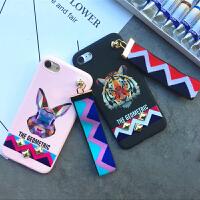 【支持礼品卡】欧美苹果7plus手机壳个性创意女款iPhone6s潮牌软硅胶全包边情侣