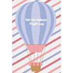 预订 Hot Air Balloon Flight Journal: Notebook to Write In - T
