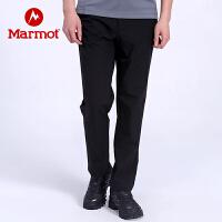 Marmot/土拨鼠男士户外运动休闲轻薄舒适轻量透气速干裤