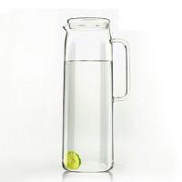 楼龙 耐热玻璃壶 创意冷水壶 超大号凉水杯茶壶1.5升 CF-91     1205