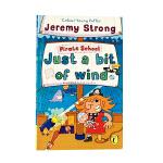 英文原版 海盗学校系列 只是有点风 Pirate School - Just a Bit of Wind 全彩儿童书