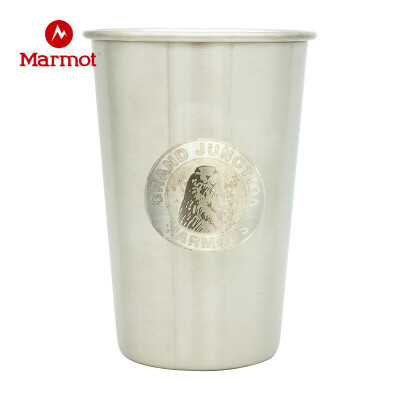 Marmot/土拨鼠耐高温不锈钢耐摔日常饮口水冰杯 VIP专享96折