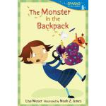 预订 The Monster in the Backpack [ISBN:9780763666439]