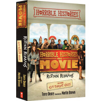 可怕的历史电影版 儿童问答游戏书 Horrible Histories the Movie Rotten Romans