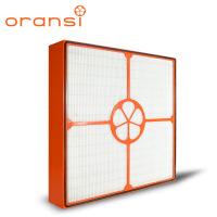 奥兰希(Oransi)EJ100/120空气净化器HEPA滤网美国原装进口滤芯除PM2.5雾霾细菌花粉