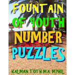 预订 Fountain of Youth Number Puzzles: 133 Large Print Themed