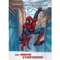 英文原版 超凡蜘蛛侠2 Marvel: The Amazing Spider-Man 2 Movie Storyboo