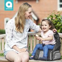 apramo宝宝餐椅包多功能婴幼儿童吃饭增高座椅子便携式可折叠抖音