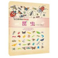 法兰西手绘博物志-昆虫(简装)