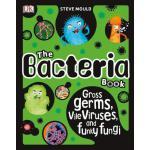 【中商原版】DK细菌手册 英文原版 The Bacteria Book 精装 微生物知识百科 6-12岁