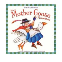 Tomie dePaola's More Mother Goose Favorites [Paperback] 汤米・
