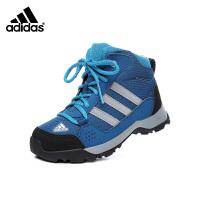 【秒杀价:259元】阿迪达斯adidas童鞋男童秋季休闲运动鞋篮球鞋户外鞋子 S80826