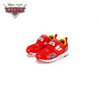 【99元任选3双】迪士尼童鞋男童宝宝鞋鞋2018春学步鞋宝宝鞋运动鞋(3-8岁可选)DS2651