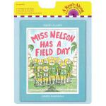 预订 Miss Nelson Has a Field Day Book and CD [ISBN:9780547753