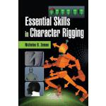 预订 Essential Skills in Character Rigging [ISBN:978113842764