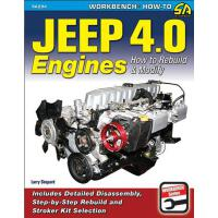 预订 Jeep 4.0 Engines: How to Rebuild and Modify [ISBN:978161