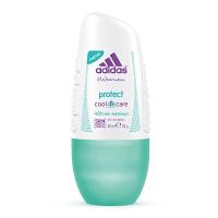 阿迪达斯(Adidas) 女士走珠香水香体止汗露液滚珠矿物保护50ml 5503