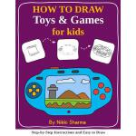 预订 How to Draw for Kids - Toys & Games: Step by Step Instru