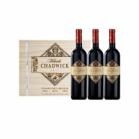 网易严选 查威克干红葡萄酒年份礼盒