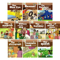 【L7阶段10册】Oxford Story Tree 牛津阅读故事树 儿童阅读英语分级读物绘本 英文原版