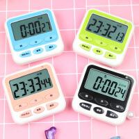 电子计时器厨房定时器实验计时器提醒器开关闪灯