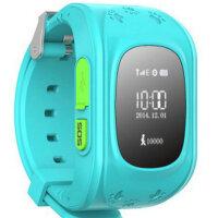 时尚儿童定位电子手表学生小孩GPS追踪运动表智能手环防丢失 可礼品卡支付