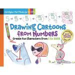 【预订】Drawing Cartoons from Numbers: Create Fun Characters fr
