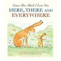 Guess How Much I Love You Here, There and Everywhere ISBN:9