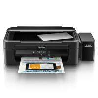 【支持礼品卡】爱普生(EPSON)L360 墨仓式 打印机一体机(打印 复印 扫描)