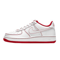 Nike Air Force 1 AF1 白�t�p�空�一� 青少年大童/女子板鞋 CW1575-100