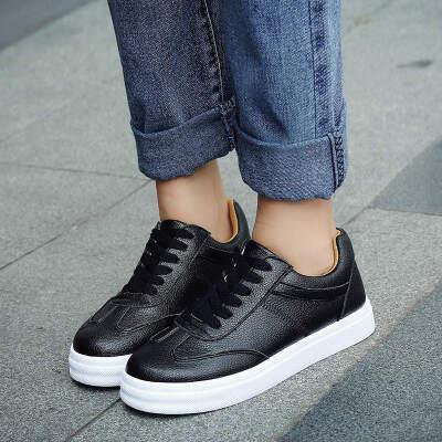 ELEISE美国艾蕾莎新品060-956休闲女士板鞋