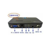 佳的美 TV2810 电视盒 兼容CRT和LCD显示器 内置喇叭的,优于天敏LV360W