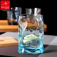波米欧利(Bormioli Rocco)意大利进口玻璃杯果汁杯威士忌杯水杯冷饮杯300毫升