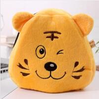 春笑牌 USB暖手鼠标垫暖手宝 发热垫 暖手宝 小老虎2505