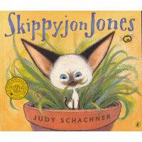 Skippyjon Jones (Puffin Storytime) 无敌小剑侠跳跳周(荣获怀特朗读奖,附CD)ISB