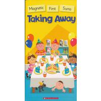 Magnetic First Words: Taking Away 磁铁神奇词汇:取走ISBN978981073688