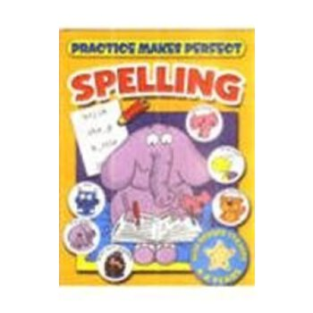 Practice Makes Perfect Spelling 6-8    ISBN:9781859978641