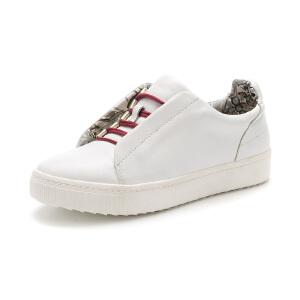 【3折到手价149.7元】Fondberyl/菲伯丽尔 简约舒适牛皮女深口单鞋FB63114742