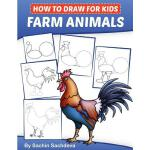 预订 How to Draw for Kids: Farm Animals (An Easy STEP-BY-STEP
