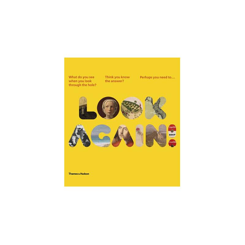 Look Again!看了再看!名画趣味赏析ISBN9780500514757