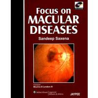 预订 Focus on Macular Diseases [ISBN:9780781791298]