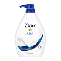 【每满100减50】多芬(Dove)沐浴露 深层营润 滋养美肤沐浴乳1KG