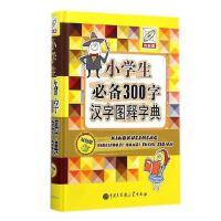 正版小学生必备300字汉字图释字典(双色版)(精)一二三四五六年级小学生学习辅导多功能字典词典工具书