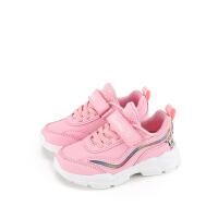 【99元任选2双】迪士尼童鞋男童女童秋季休闲运动鞋小童 S7X91035 S7X91077