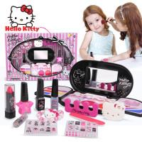 HELLO KITTY 凯蒂猫 壹百分时尚彩妆盒套装 美妆玩具 KT-8584 儿童化妆品彩妆套装女孩玩具化妆过家家玩