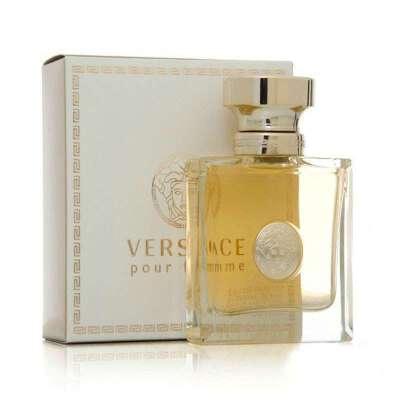 Versace范思哲同名经典女士香水50ml