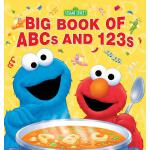【预订】Sesame Street Big Book of ABCs and 123s